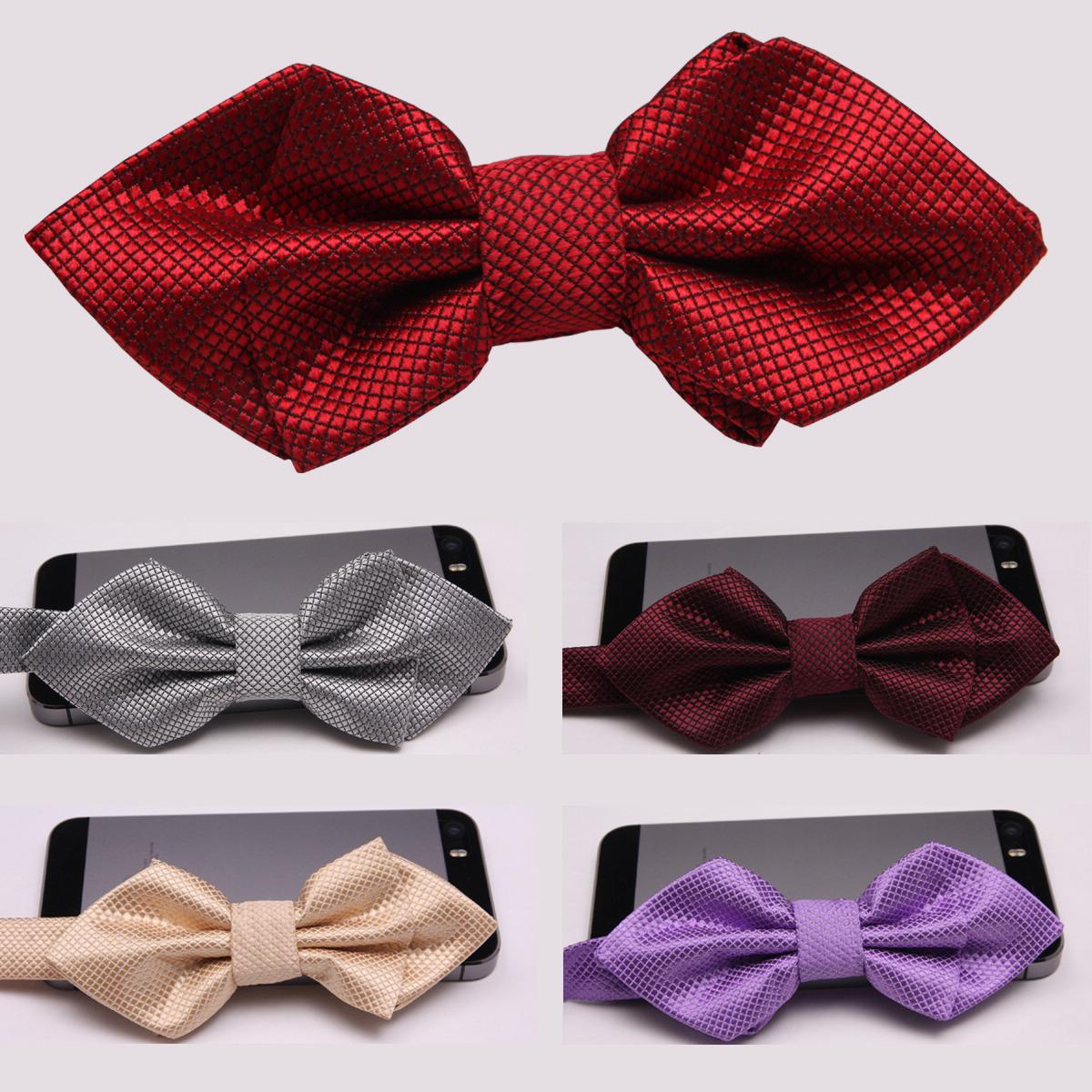 Бабочка галстук мужская