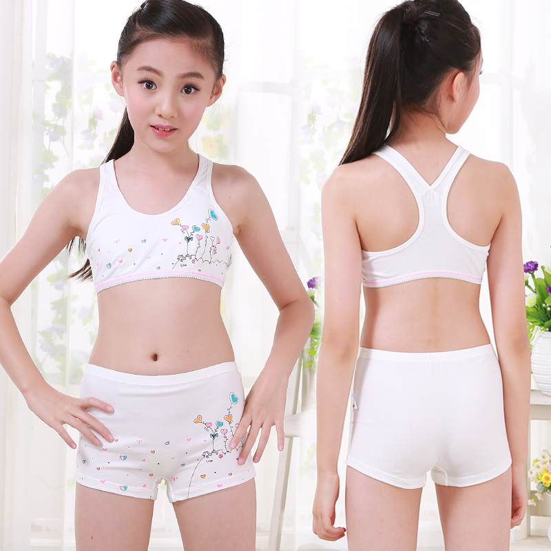 Teen Underwear Stock Photos Images  Royalty Free Teen Underwear     girl underwear sets dot health set size          material cotton color pink  and yellow quantity  SET  lot