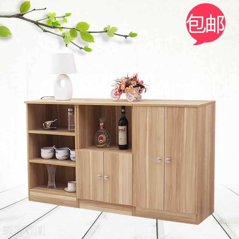 特价组合餐边柜厨房碗柜餐柜 简易带门小书柜柜收纳柜 储物柜小柜