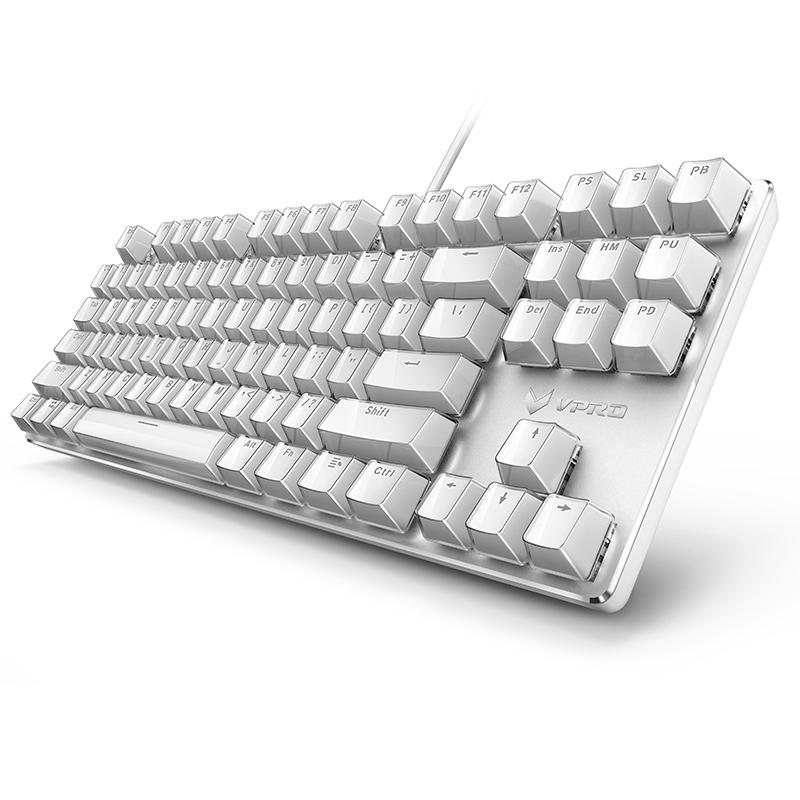 雷柏 V500S.冰晶版怎么样,好用吗