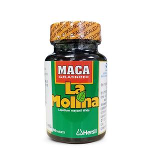 拉摩力拉牌玛卡片 840mg/片*60片成人男性保健品秘鲁正品玛咖