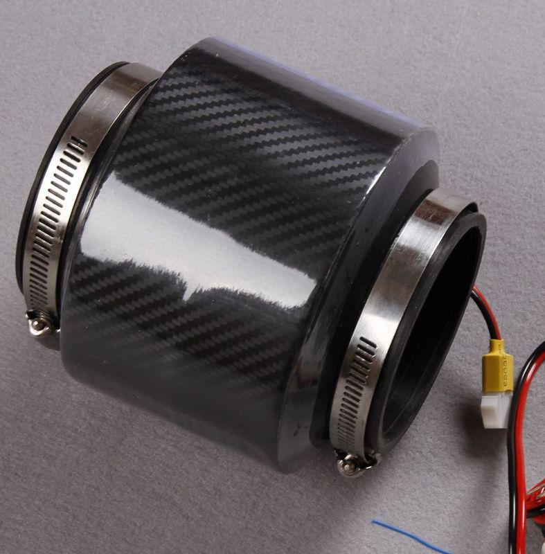 汽车电动涡轮增压器小钢炮德国静音双电机电子速器省油提动力改装