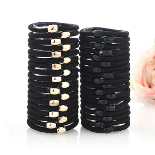 Love hair accessories hair tie ropes high elastic hair band hair band durable headwear Korean jewelry