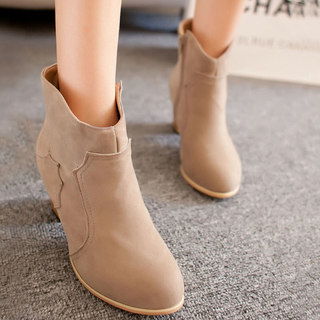 Choke a little chilli Martin boots women boots women short spring and autumn in Europe and single boots ankle boots shoes women's shoes and boots with tide
