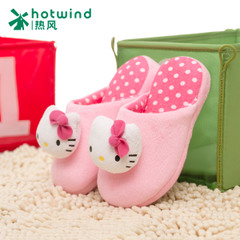 Hot new line of children's shoes for indoor home slippers cartoon anime flat slippers in baotou 67H5950