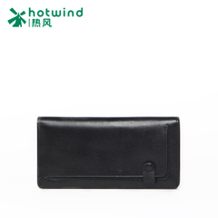 Hot male tide Japanese and Korean Air wallet wallets men's long wallet leather wallets 5102W5502