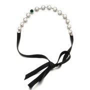 Love mail Korea jewelry hair jewelry Korean version of the original diamond hair band headband wide headband