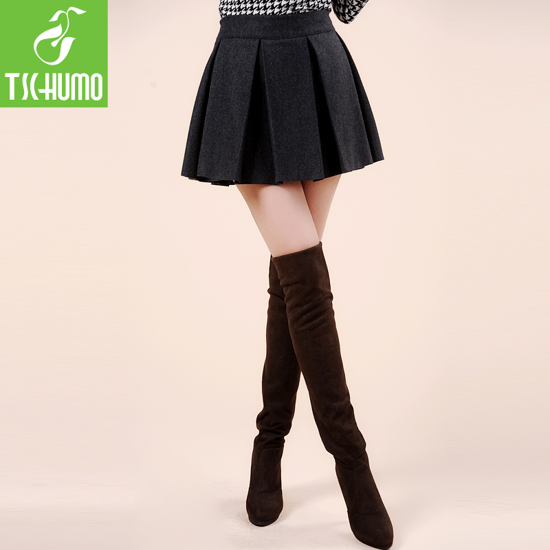 Breanna midi length box pleat skater skirt - black, black say yay! to wanting tremendous candy in a skirt by day