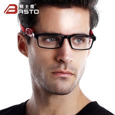 邦士度近视眼镜框男女光学轻盈TR90篮球眼镜防雾运动眼镜架魔术师