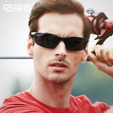 铝镁男士太阳镜增晰镜偏光镜钓鱼镜专用眼镜看漂高清户外墨镜胖脸