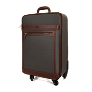 Dapai bags men's fashion business trolley 18 inch 20 inch universal wheel suitcase cabin luggage