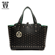 Wanlima/million 2015 new handbag store ladies bag for fall/winter big authentic handbags