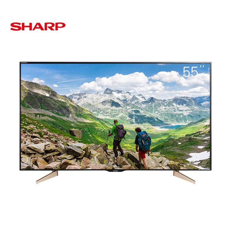 Sharp/夏普 LCD-55MY63A平板电视观看体验如何?网友评价