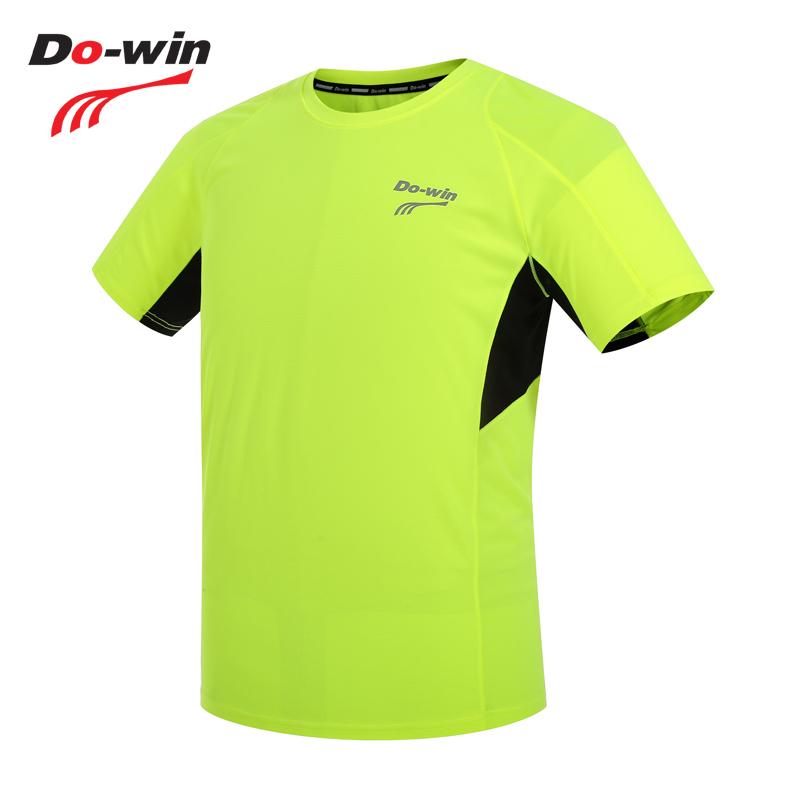 多威个性化定制T恤定做印字跑步马拉松训练运动衫订制短袖��36426