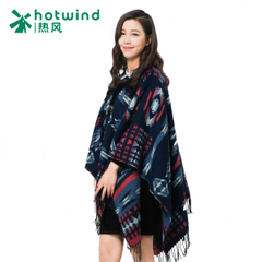 Hot Storm Central Bohemia Su female warm winter scarves shawls scarves, wind flow of dual-use P061W5403