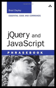 【预售】Jquery and JavaScript Developer's Phrasebook