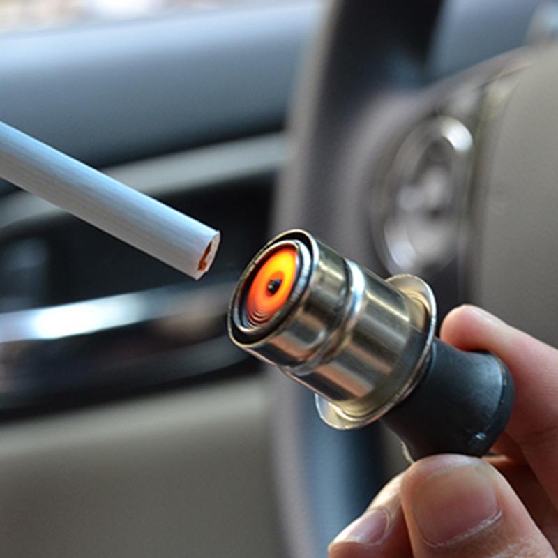 长城哈弗H2H5H1H8H9H3汽车点烟器车载点烟头插头发热器点烟头车用
