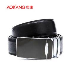 Aucom men's belt belts fashion trends fashion business belt Joker belt
