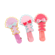 Mini trumpet baojing children''s hair accessories girls issuing baby hairpins hair clip bangs the Princess tiara