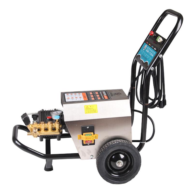 熊猫XM-720商用超高压清洗机全自动洗车机全铜洗车行刷车泵设备