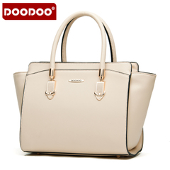 Doodoo2015 fall/winter new style handbag hand shoulder wings bat bag slung ladies big bags autumn tides