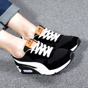 2015 new sneakers women's shoes for the winter quarter Korean tidal recreational students flat running shoes sneakers women's shoes