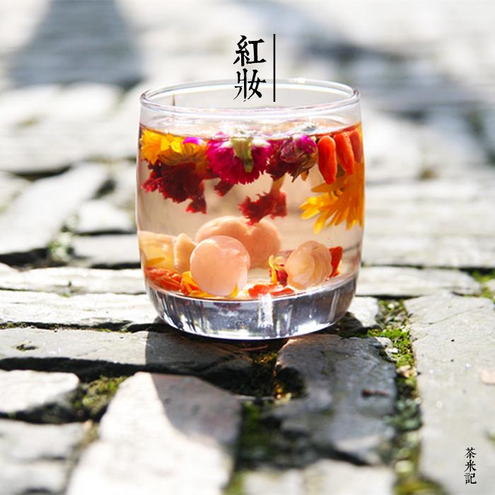 红妆| 包邮六味红润茶冬季养生气血茶组合花草茶包办公室女性10泡