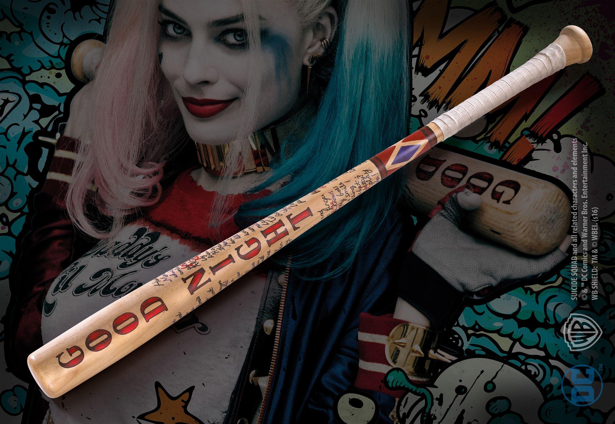 小丑女+棒球棍