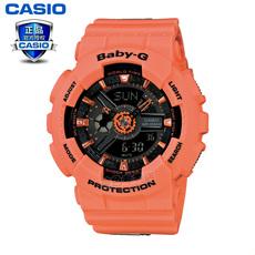 【专卖店】卡西欧手表女Baby-G时尚潮流防水防磁运动电子表BA-111