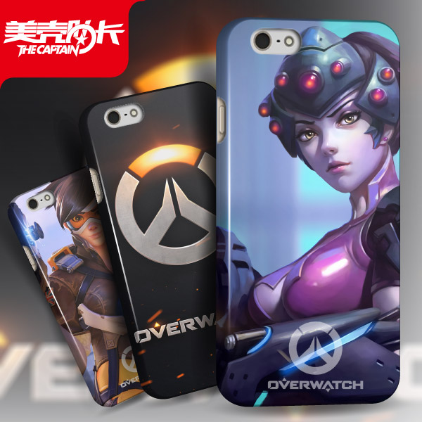 coque overwatch iphone 6