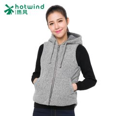Hot women's clothing new ladies Hooded down vest winter Korean warm down jacket vest 10H5902