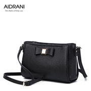 Ai Danni 2016 new leather bag for fall/winter fashion suede leather shoulder bag Messenger bag small bag women boomers