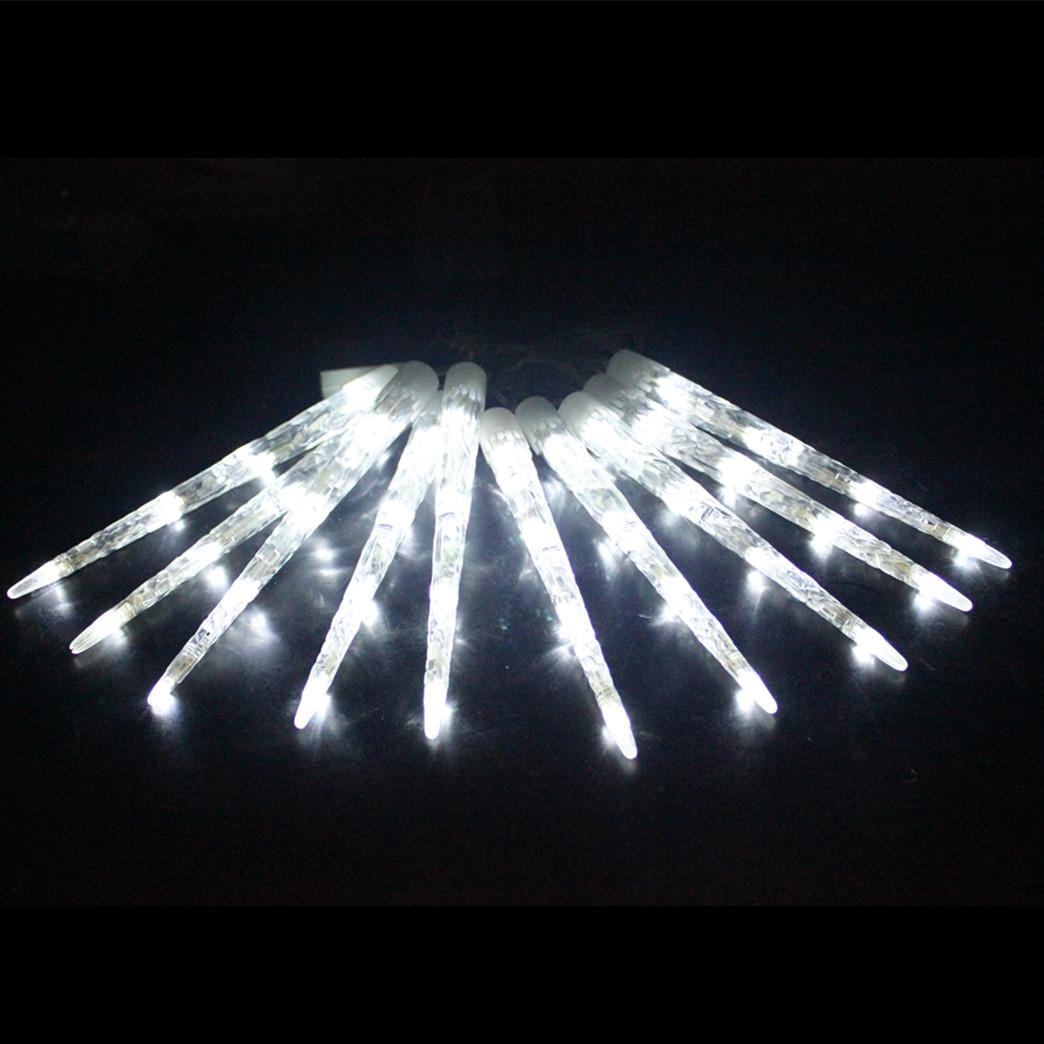 led彩灯流星雨闪灯串灯数码灯装饰树灯挂件节日居家婚庆必备饰产品展示图5