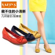 Sophia and summer cow suede head light increases comfort shoes SF51110092
