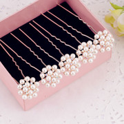 Good jewelry Korea fashion hair accessories hairpin Korean version made by the u-disk tools for small hair pin