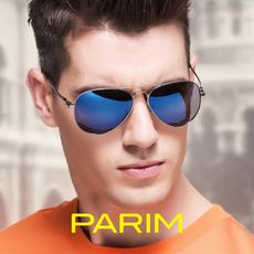 派丽蒙偏光太阳镜男飞行员眼镜墨镜男士开车眼镜潮人司机镜蛤蟆镜