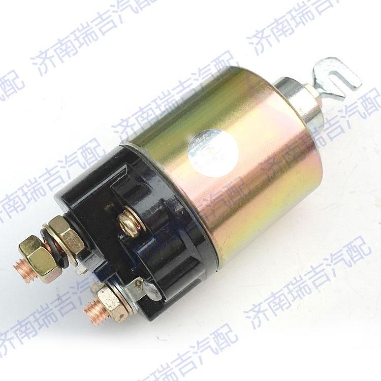 适用于五菱之光长安之星462465启动马达电磁开关起动机吸力开关