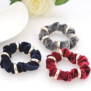 Good Korea hair band hair band hair bridal hair accessories hair rope head accessories set hair rubber capitatum