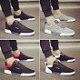 2017 spring new flat shoes sports men's casual men's shoes Korean trend tide shoes students wild new