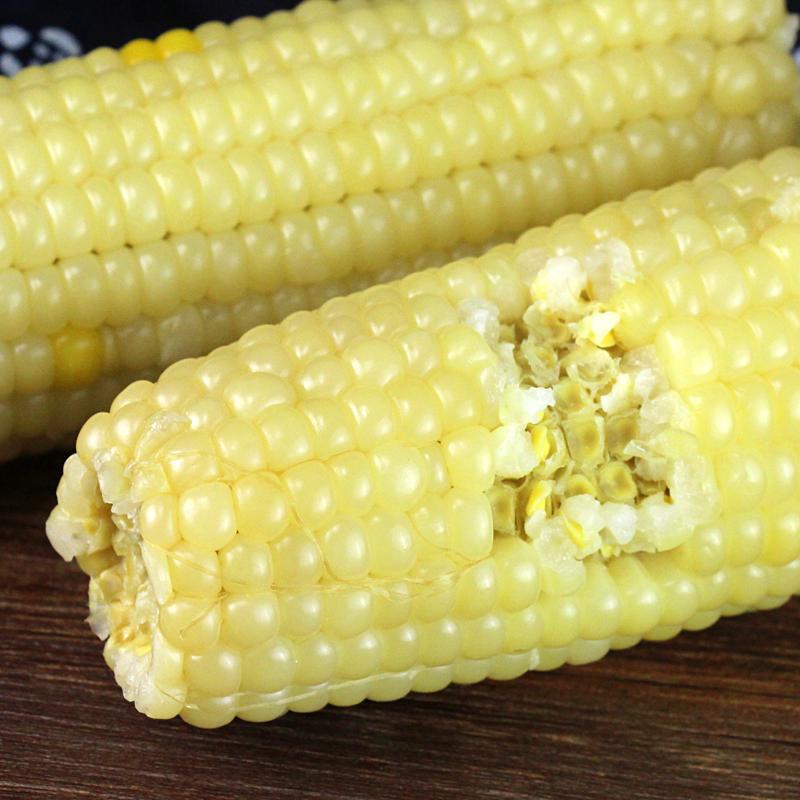 东北玉米棒粘 玉米苞米 基地自种甜糯玉米 真空粗粮 220g*10
