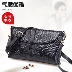 Miss evening thinking 2015 summer new style ladies shoulder Messenger bag leather hand bag Joker diagonal small bag