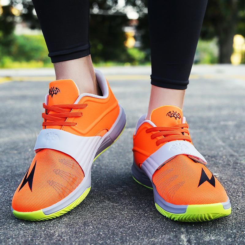 篮球鞋男低帮透气实战战靴新款中学生水泥地篮球鞋耐磨减震运动鞋