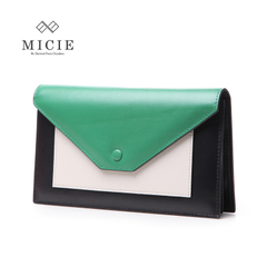 Hee MICIE/beauty ladies wallet large zip around wallet leather 2015 leather ladies high capacity color wallet ladies wallets