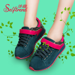 Fun spring 2015 involved new leather shoes comfortable sport stylish color shoes women shoes W01616