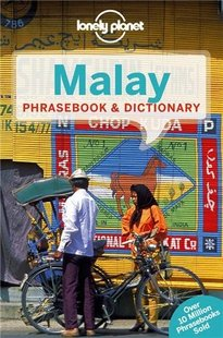 【预售】Lonely Planet Malay Phrasebook & Dictionary