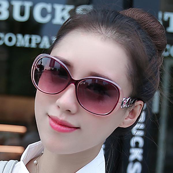 太阳镜女士潮明星款眼镜2019新款圆形个性女墨镜偏光圆脸韩版网红