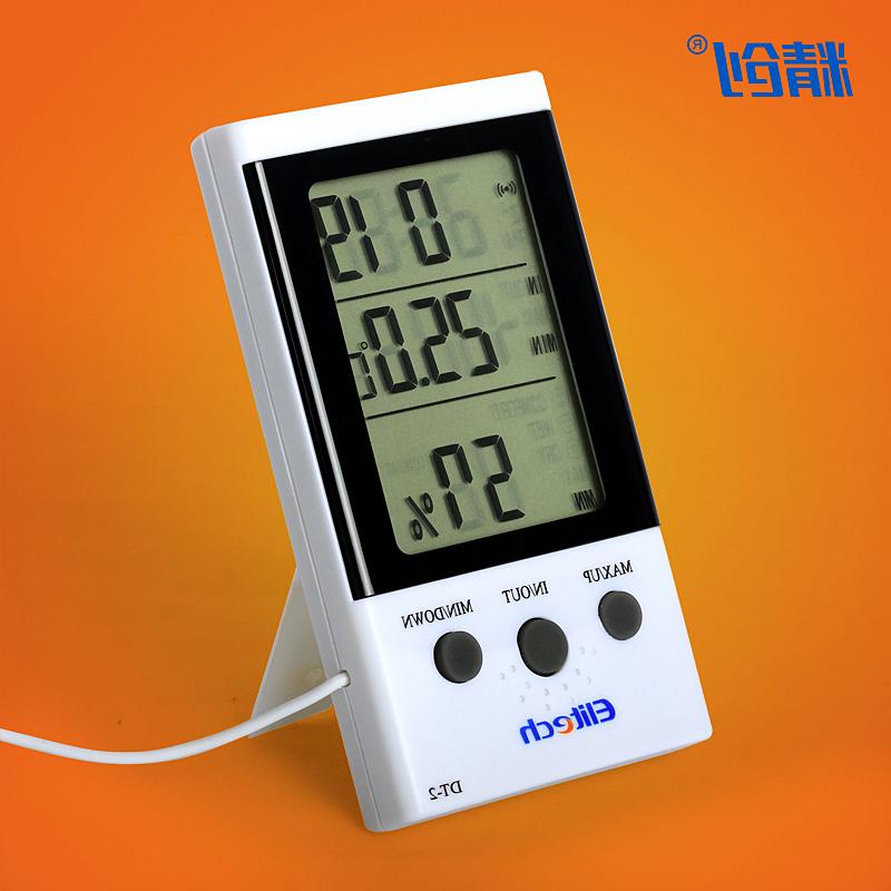 沈拓 htc-1家用 室内数字温湿度计 若何治疗闹铃