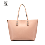 Wan Lima 2015 winter counters with new paragraph baodan women shoulder leather bag tote bag large-capacity picture pack