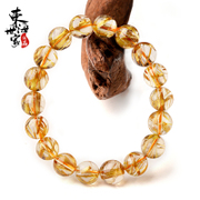 Photo of the family in the East China Sea a Crystal bracelets blonde titanium Crystal fashion jewelry Crystal bracelets for men and women