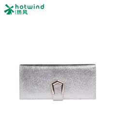 Hot Korean ladies long snap wallet bills cross clip wallet wallets 5102H5707
